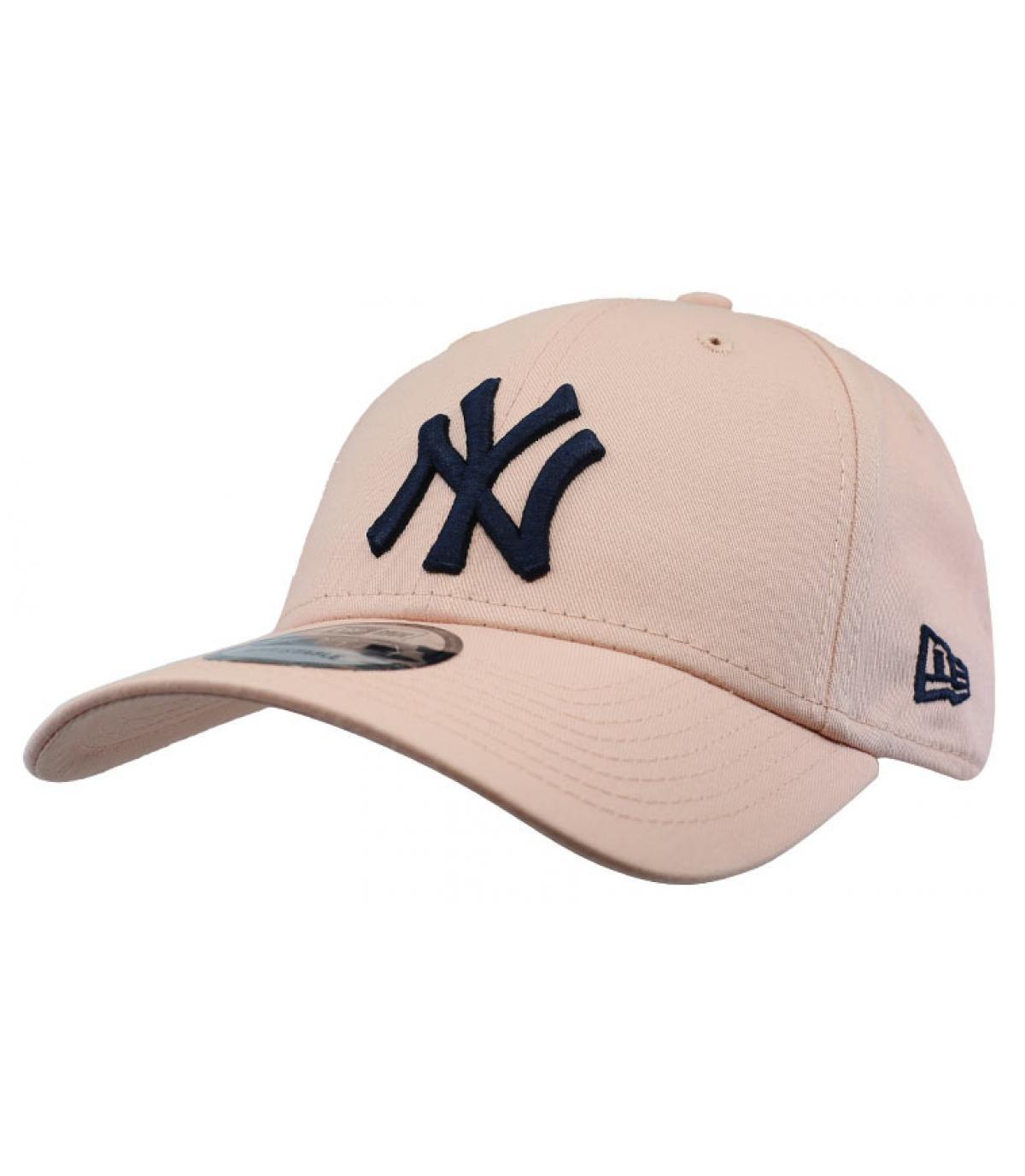 Details Cap League Ess NY 940 blush navy - Abbildung 2
