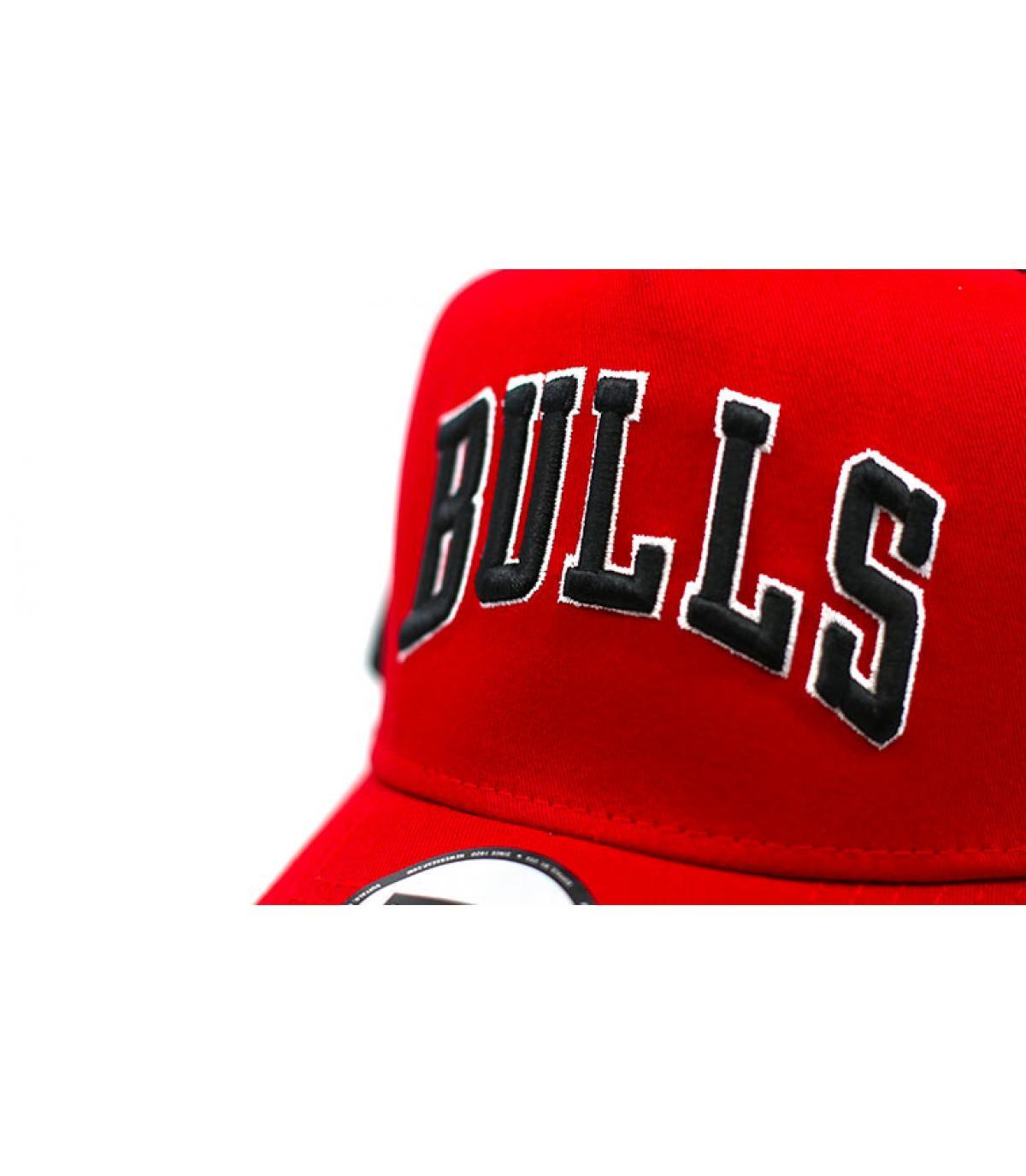 Details Trucker Reverse Team Bulls - Abbildung 3