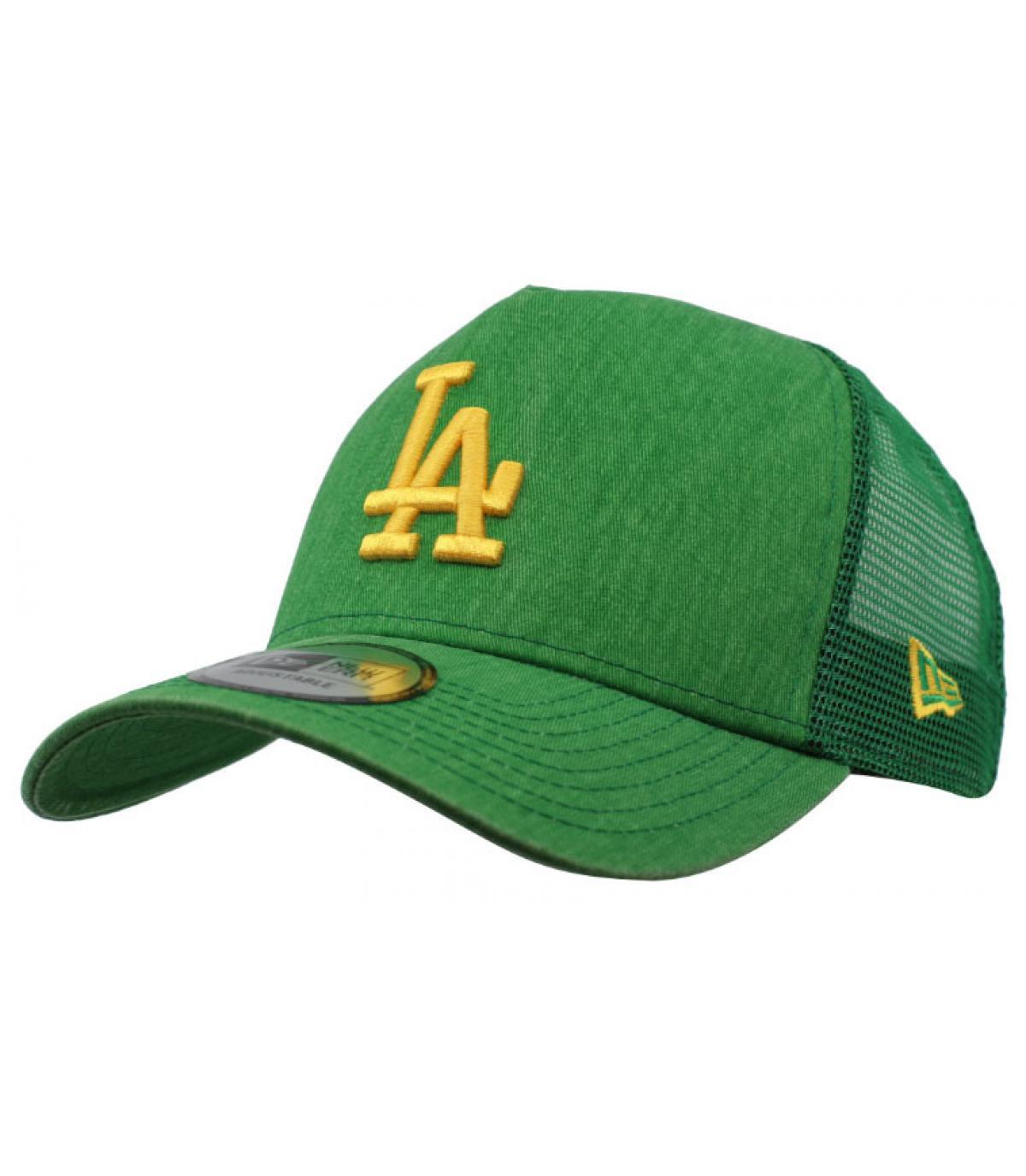 trucker LA grün gelb