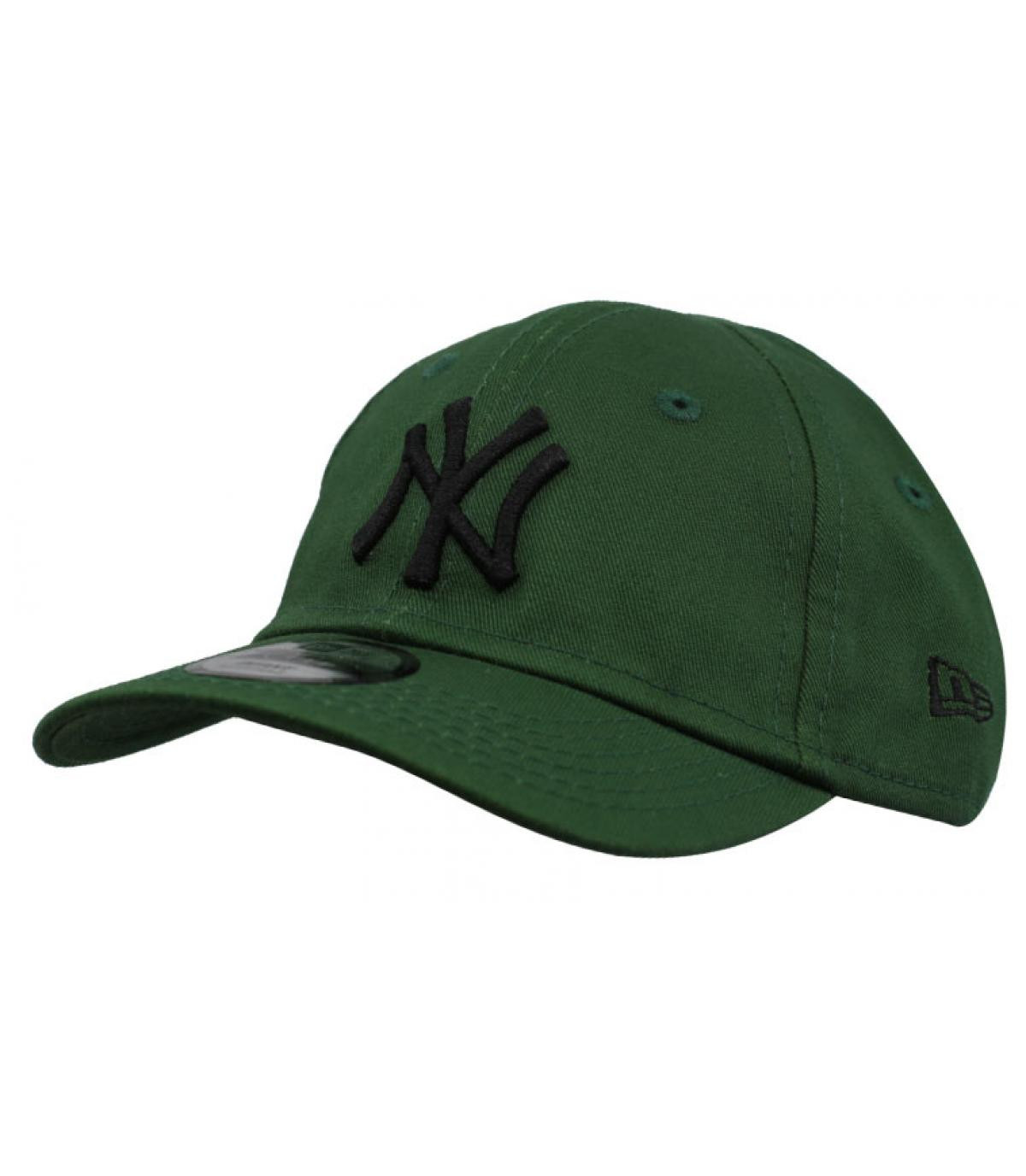 Details Baby Cap League Ess NY green black - Abbildung 2