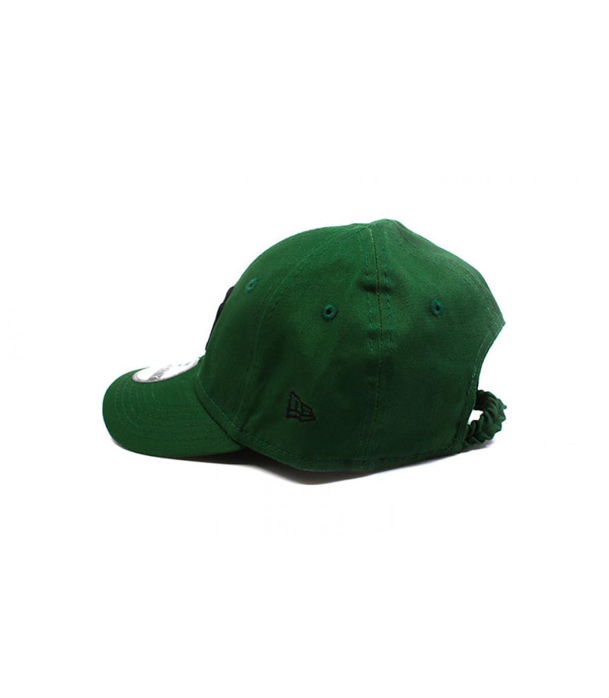 Details Baby Cap League Ess NY green black - Abbildung 4