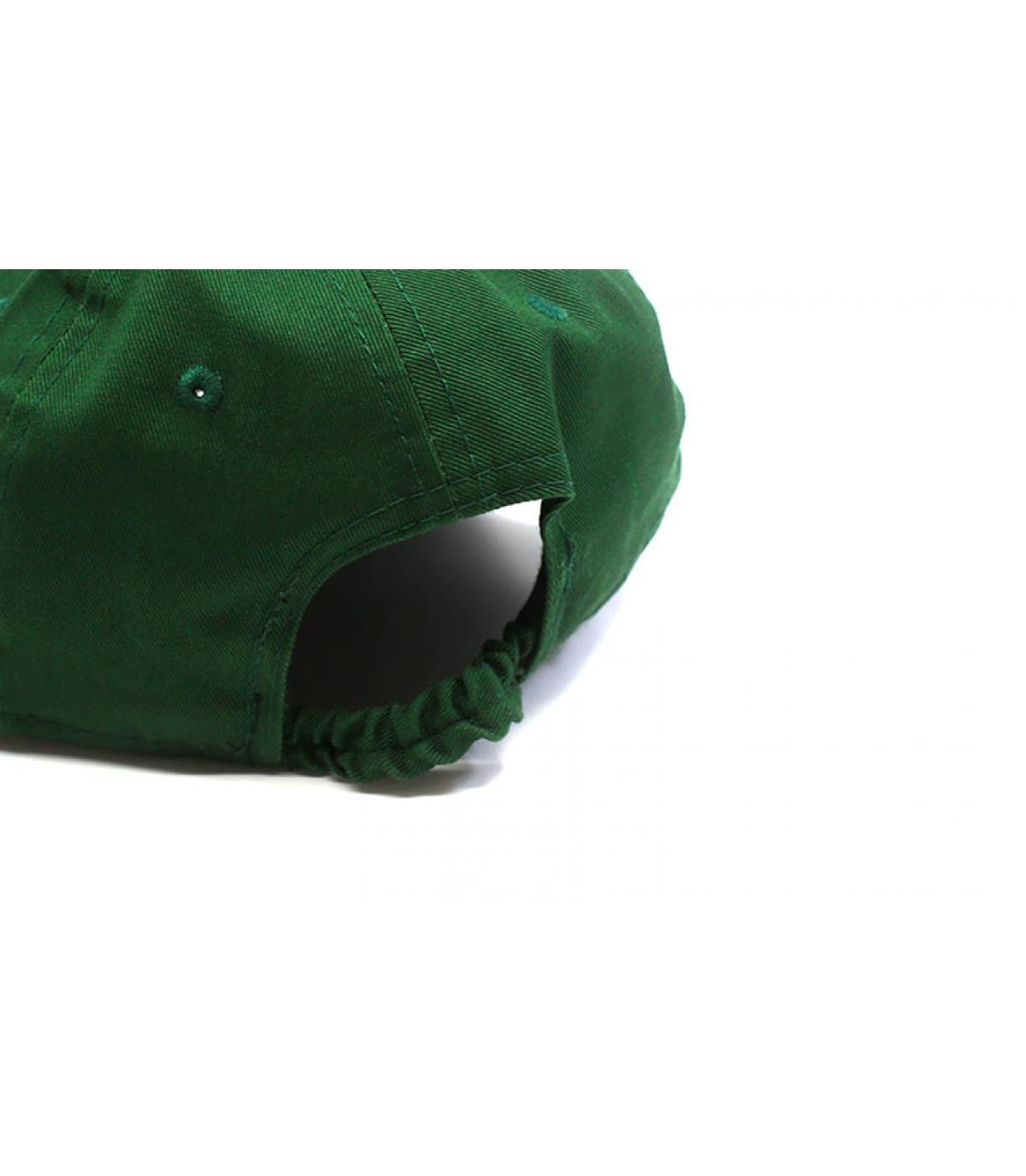 Details Baby Cap League Ess NY green black - Abbildung 5