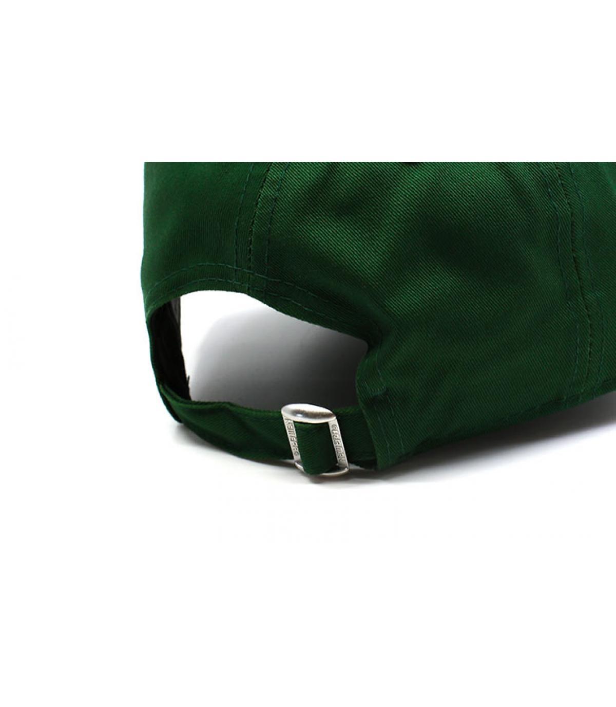 Details Kinder Cap League Ess NY green black - Abbildung 5