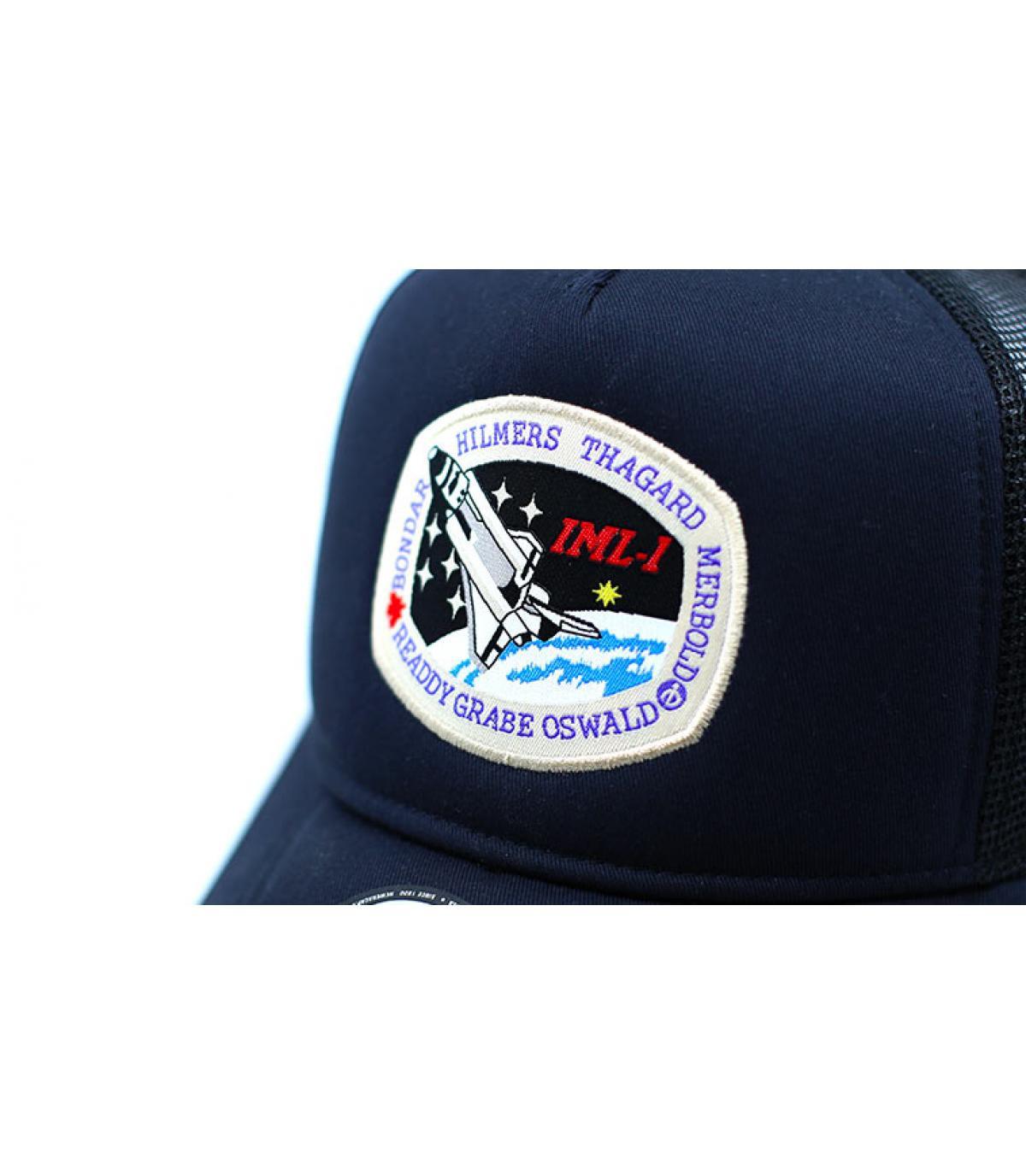 Details Trucker ISA navy - Abbildung 3