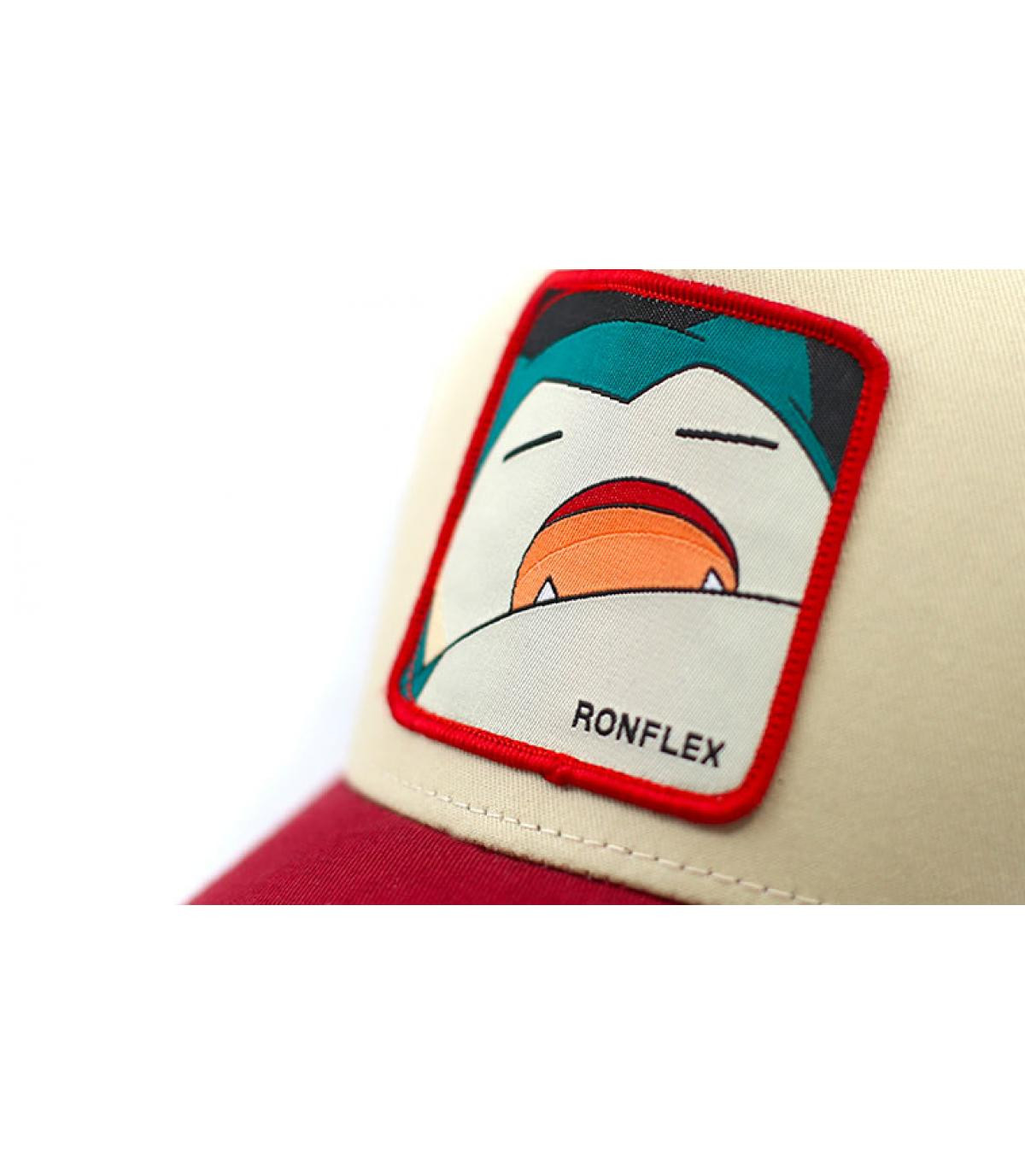 Details Trucker Pokemon Ronflex - Abbildung 3