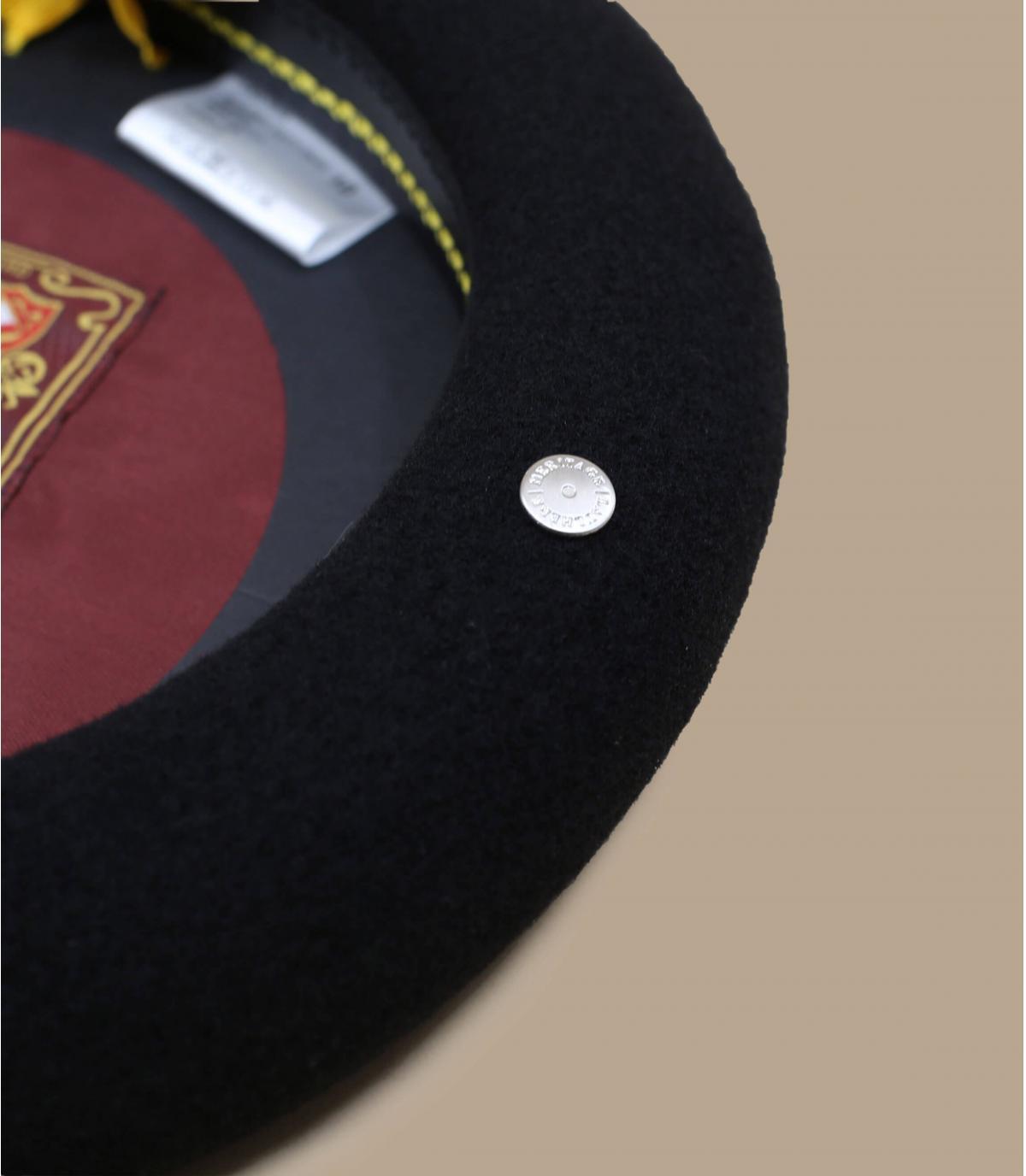 Details Campan schwarz - Abbildung 1
