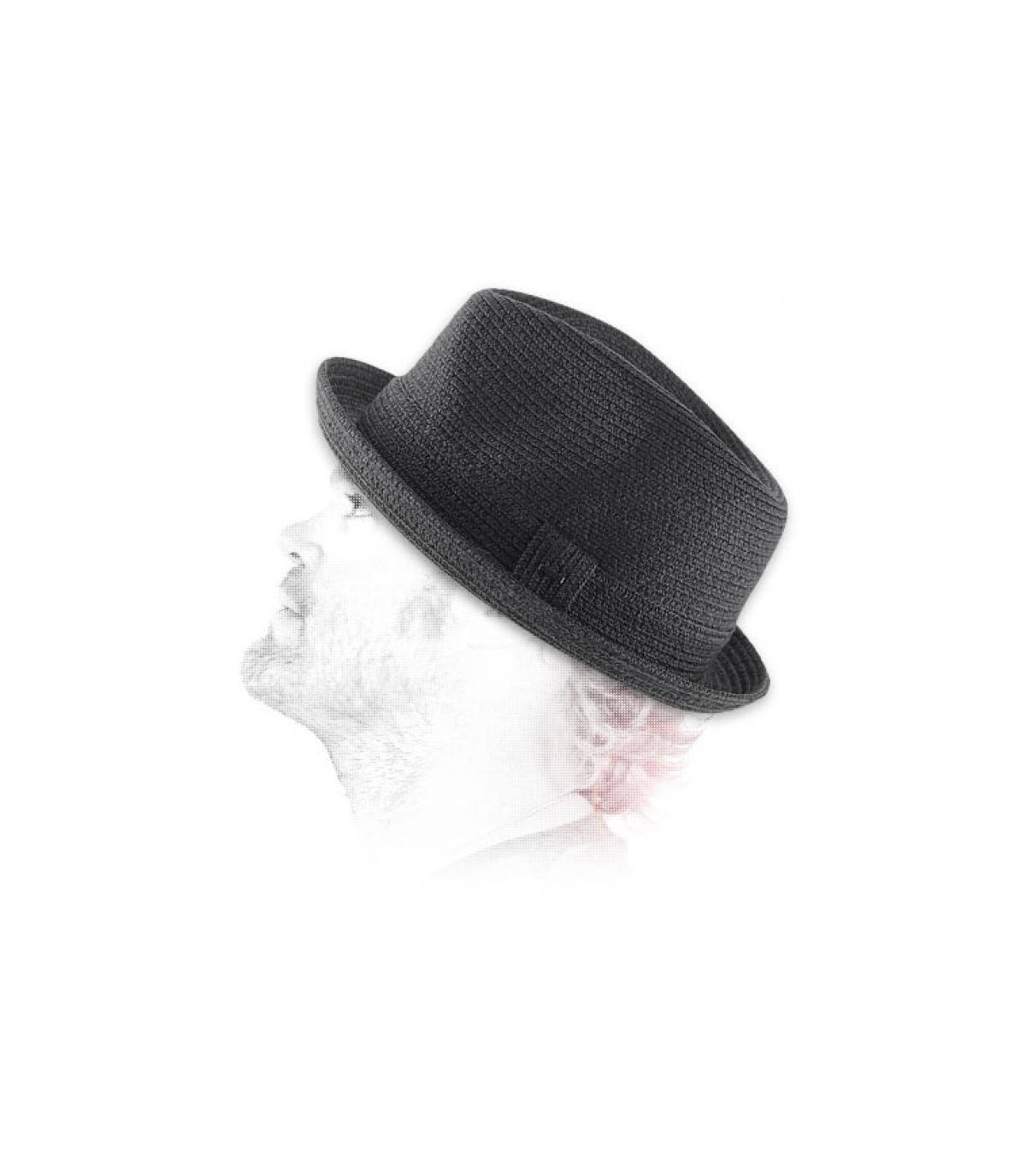 Details Billy schwarzer Hut - Abbildung 3