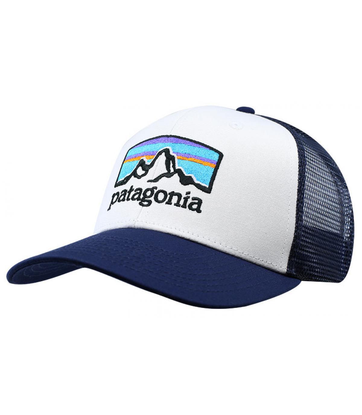 Trucker blau Fitz Roy Patagonia