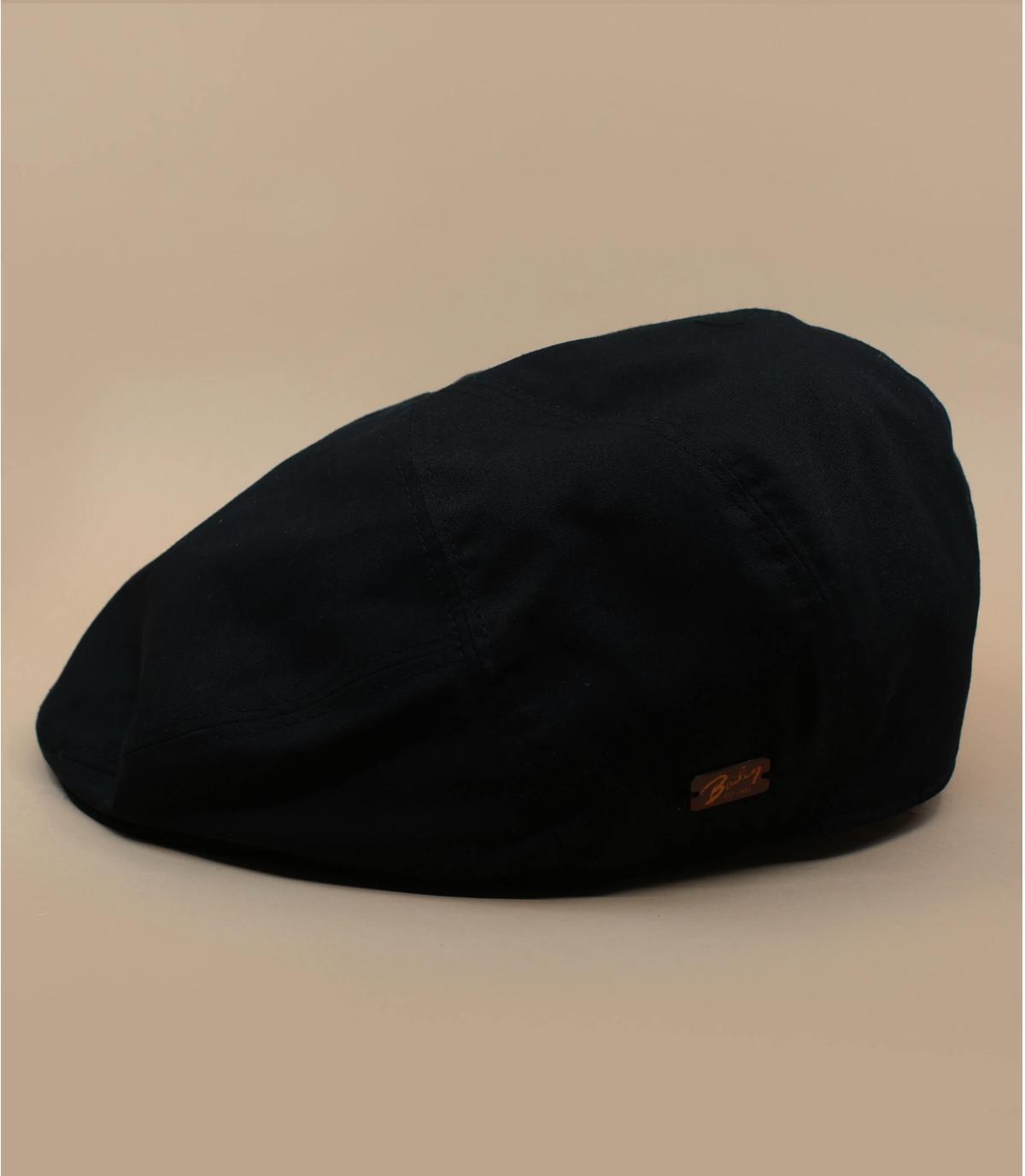 Baskenmütze Bailey schwarz