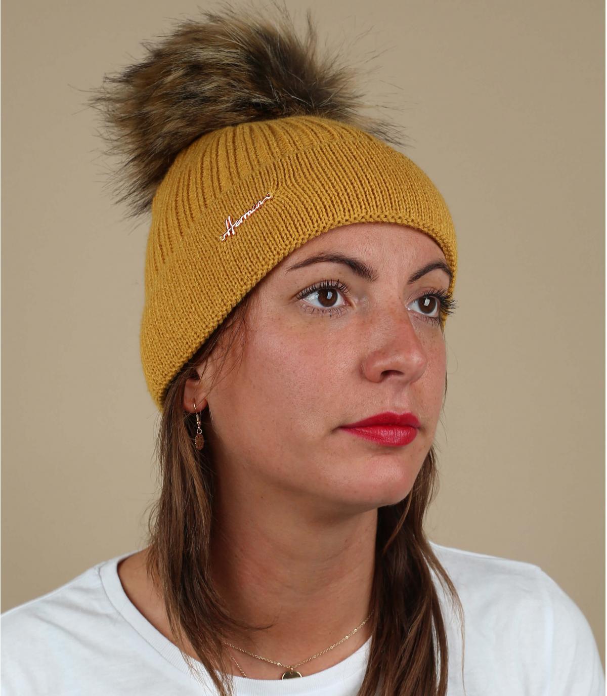 Gelbe Mütze Fellbommel