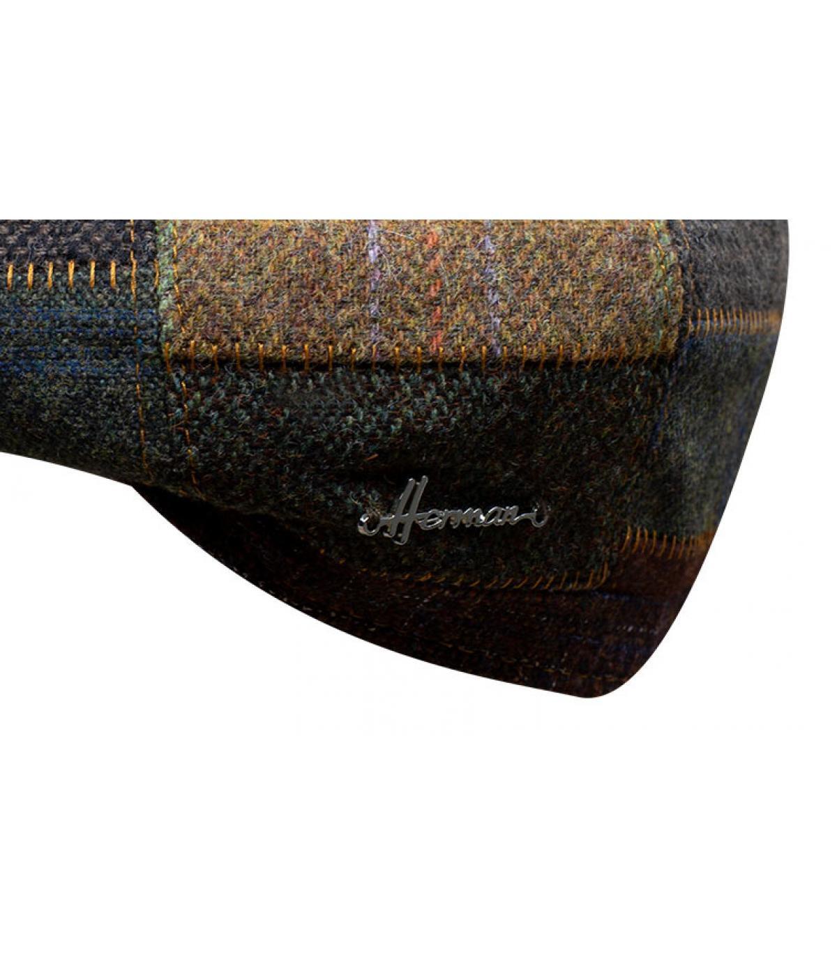 Details Alboran Patchwork brown - Abbildung 3