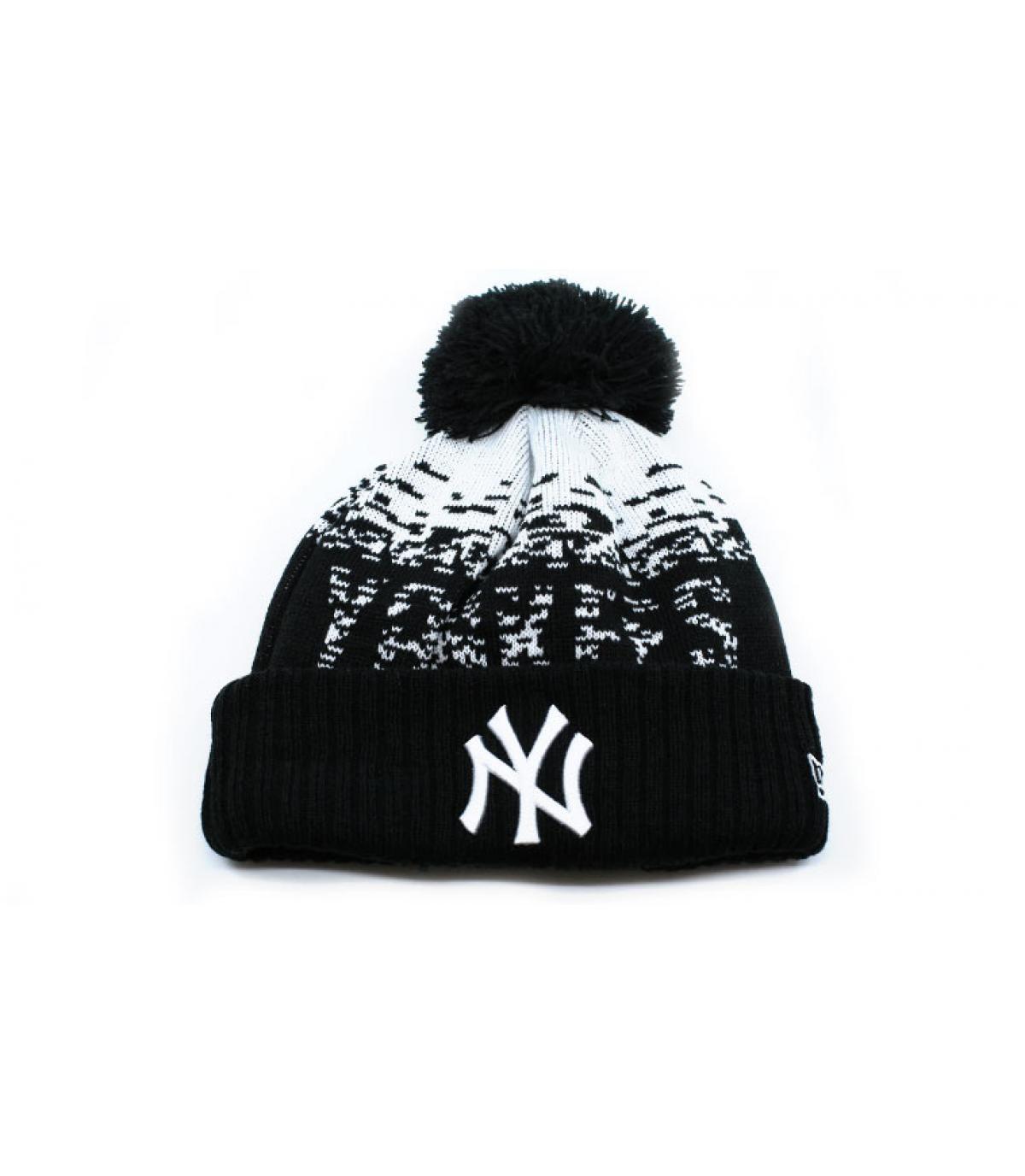 Details Mütze Kids NY MLB Sport Knit - Abbildung 2