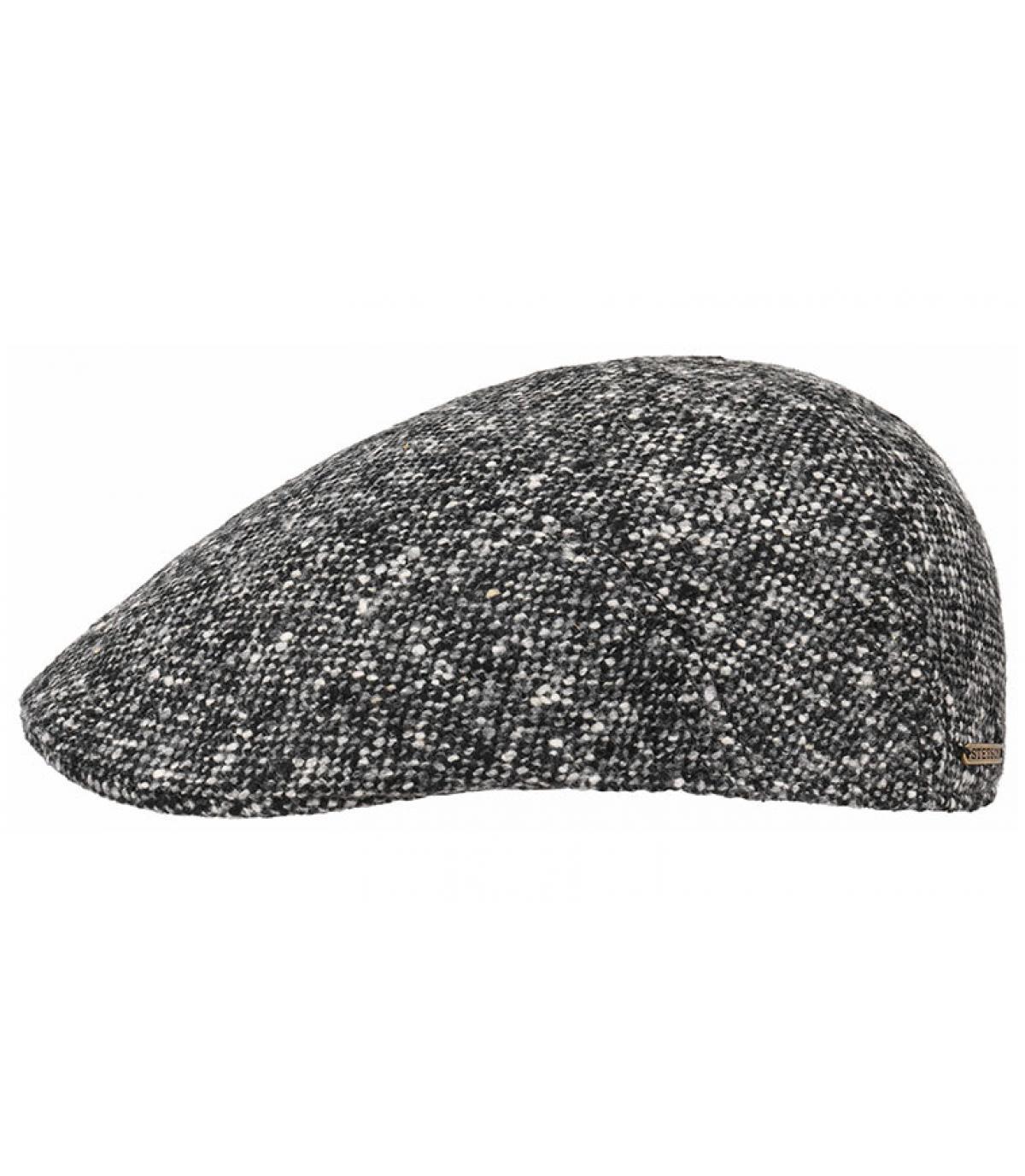 Barett Wolle grau Stetson