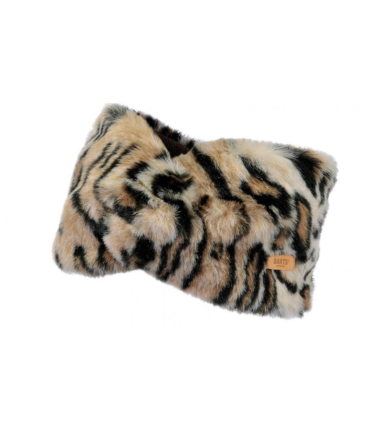 Details Aster Headband leopard - Abbildung 2