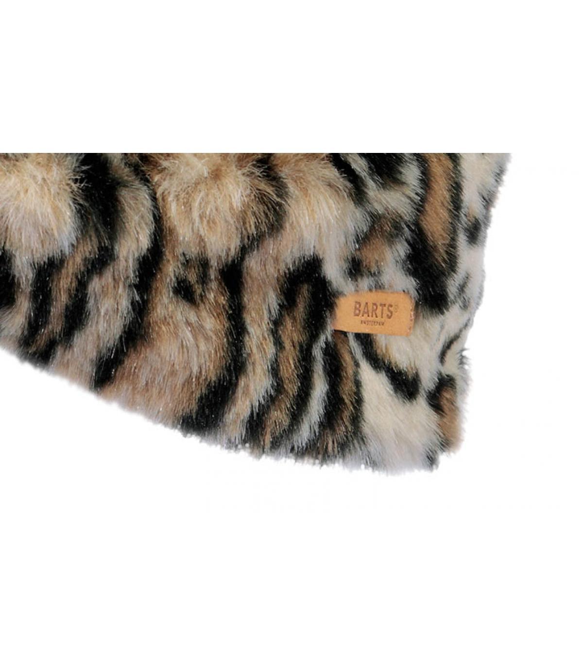 Details Aster Headband leopard - Abbildung 3