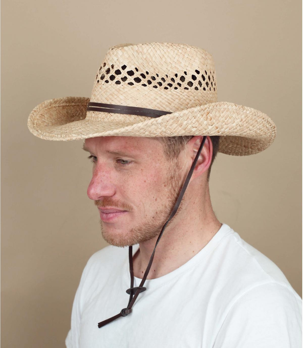 Stetson Cowboy Strohhut