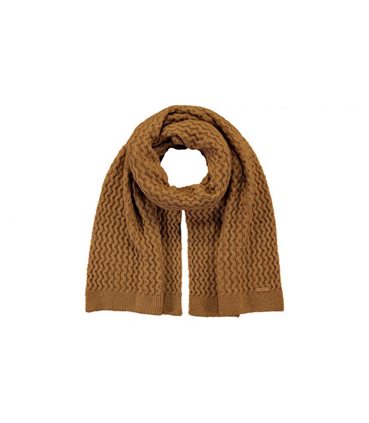 Gestrickter Schal  beige