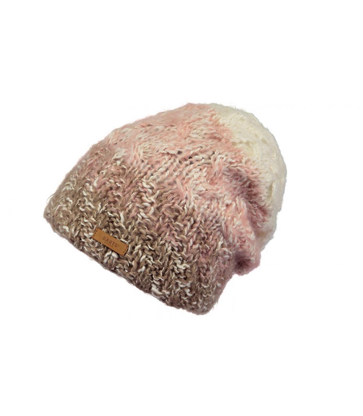 Mütze Abstufung rosa