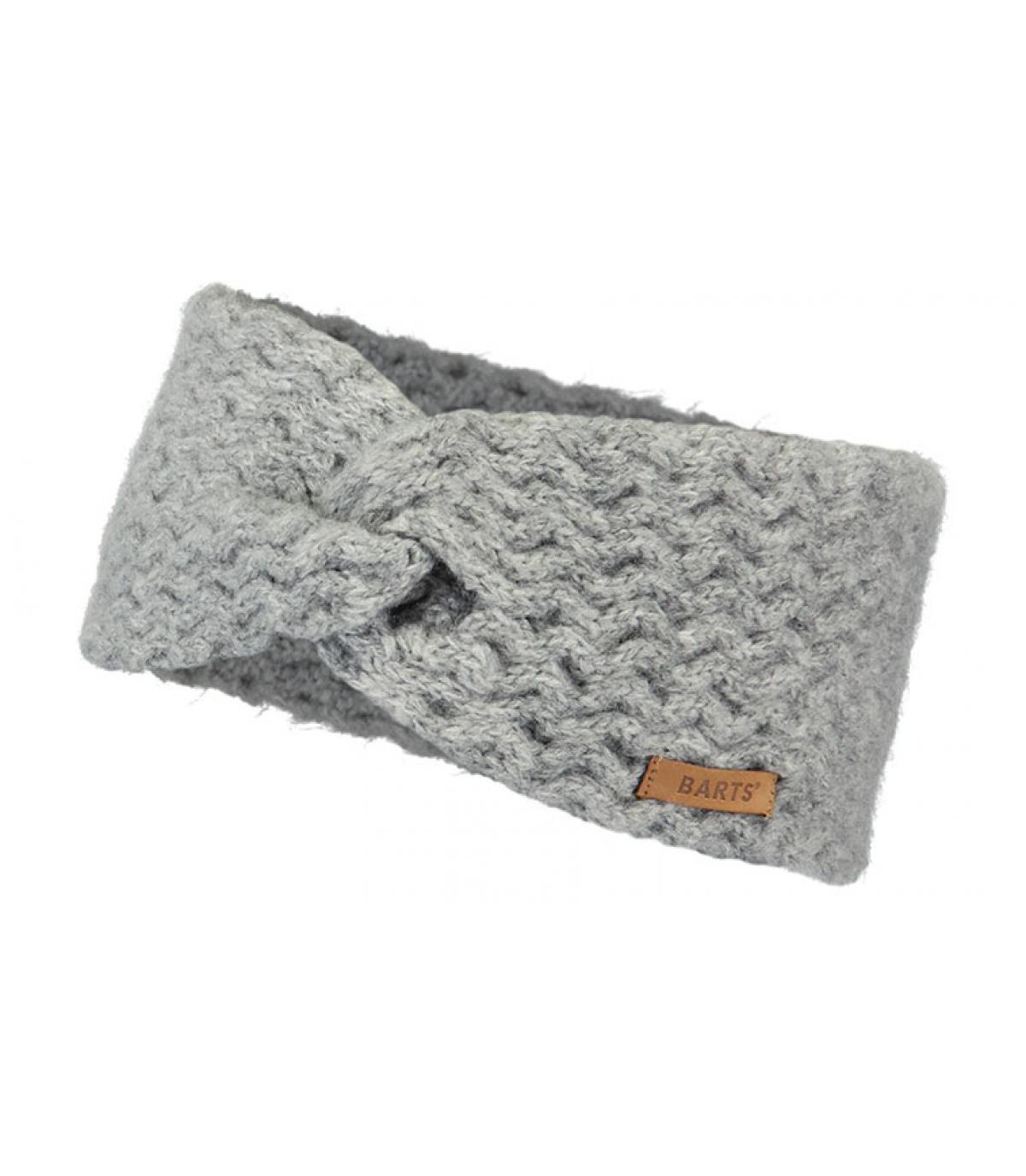 Details Kids Rozamond Headband heather grey - Abbildung 2