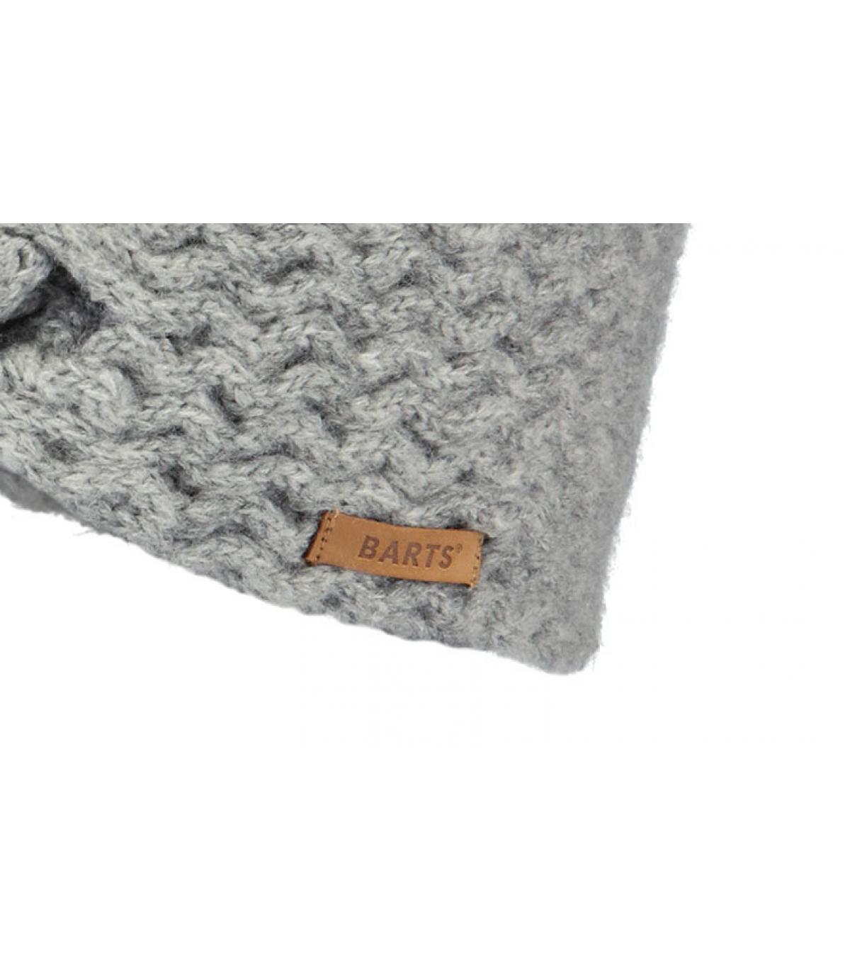 Details Kids Rozamond Headband heather grey - Abbildung 3