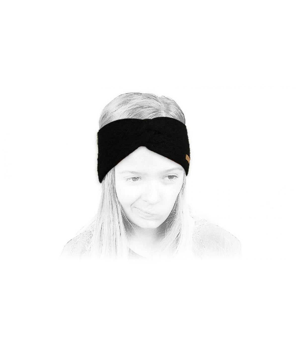 Details Kids Rozamond Headband black - Abbildung 4