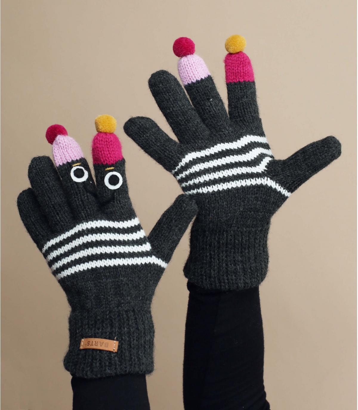 Puppen Handschuhe Kinder