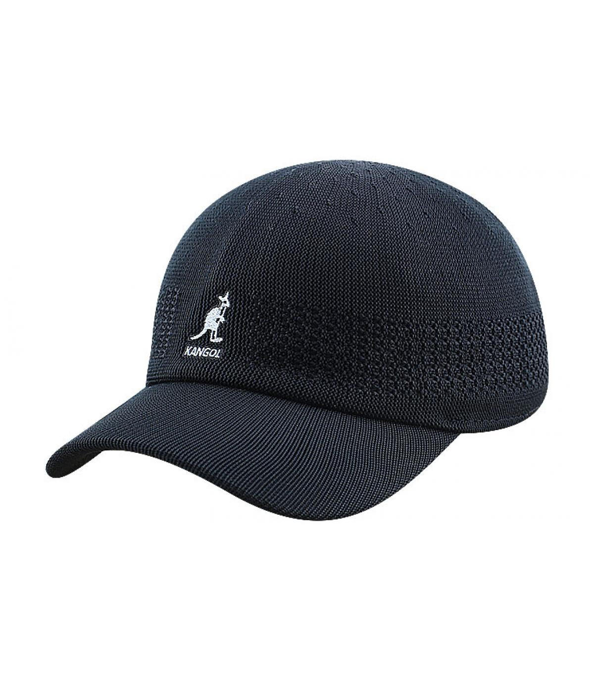 kangol schwarze Trucker Cap