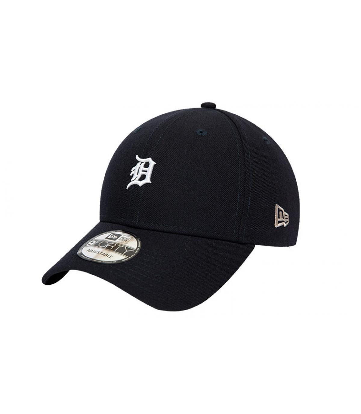 Details Cap MLB Tour Detroit 940 navy - Abbildung 2
