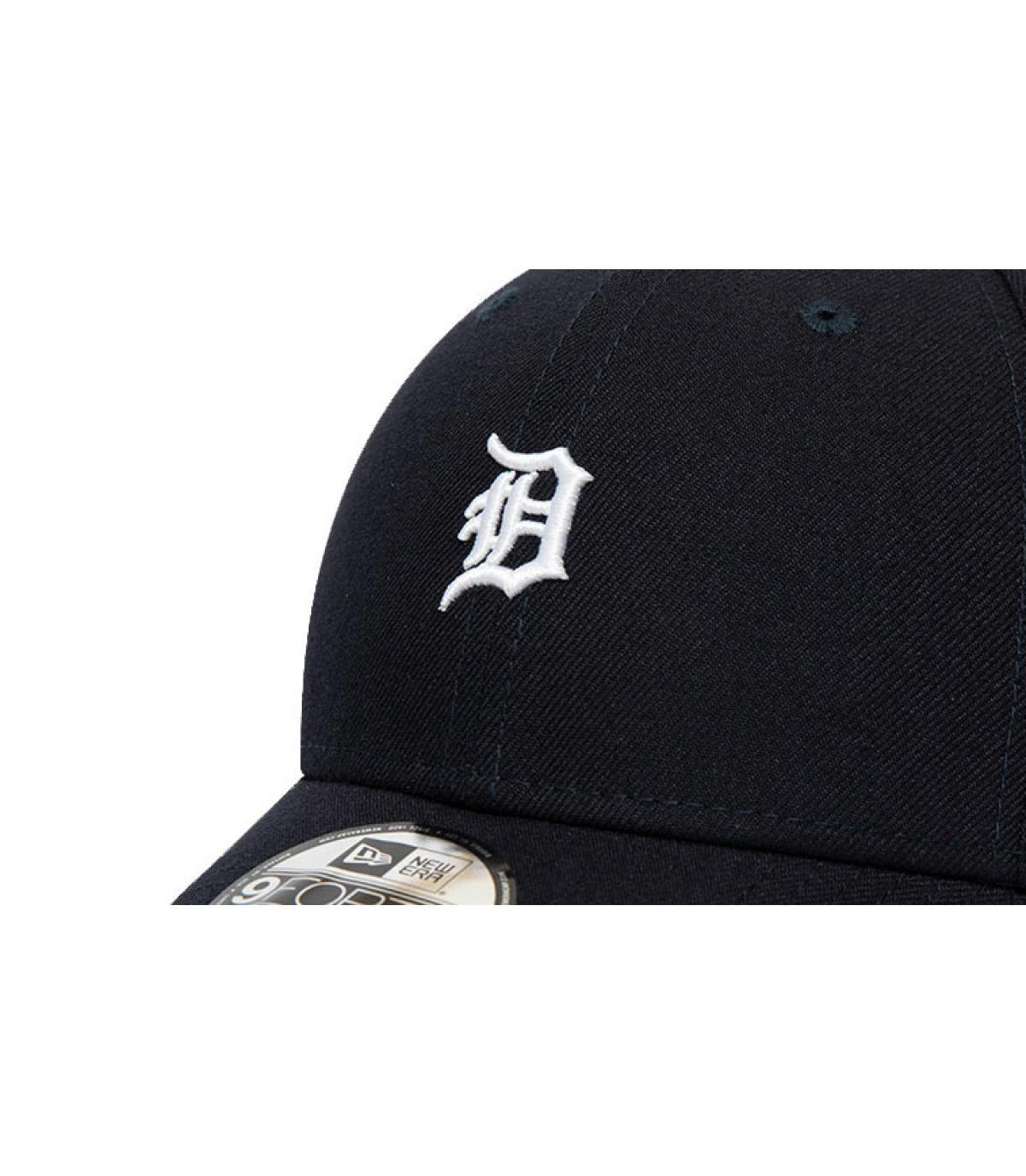 Details Cap MLB Tour Detroit 940 navy - Abbildung 3