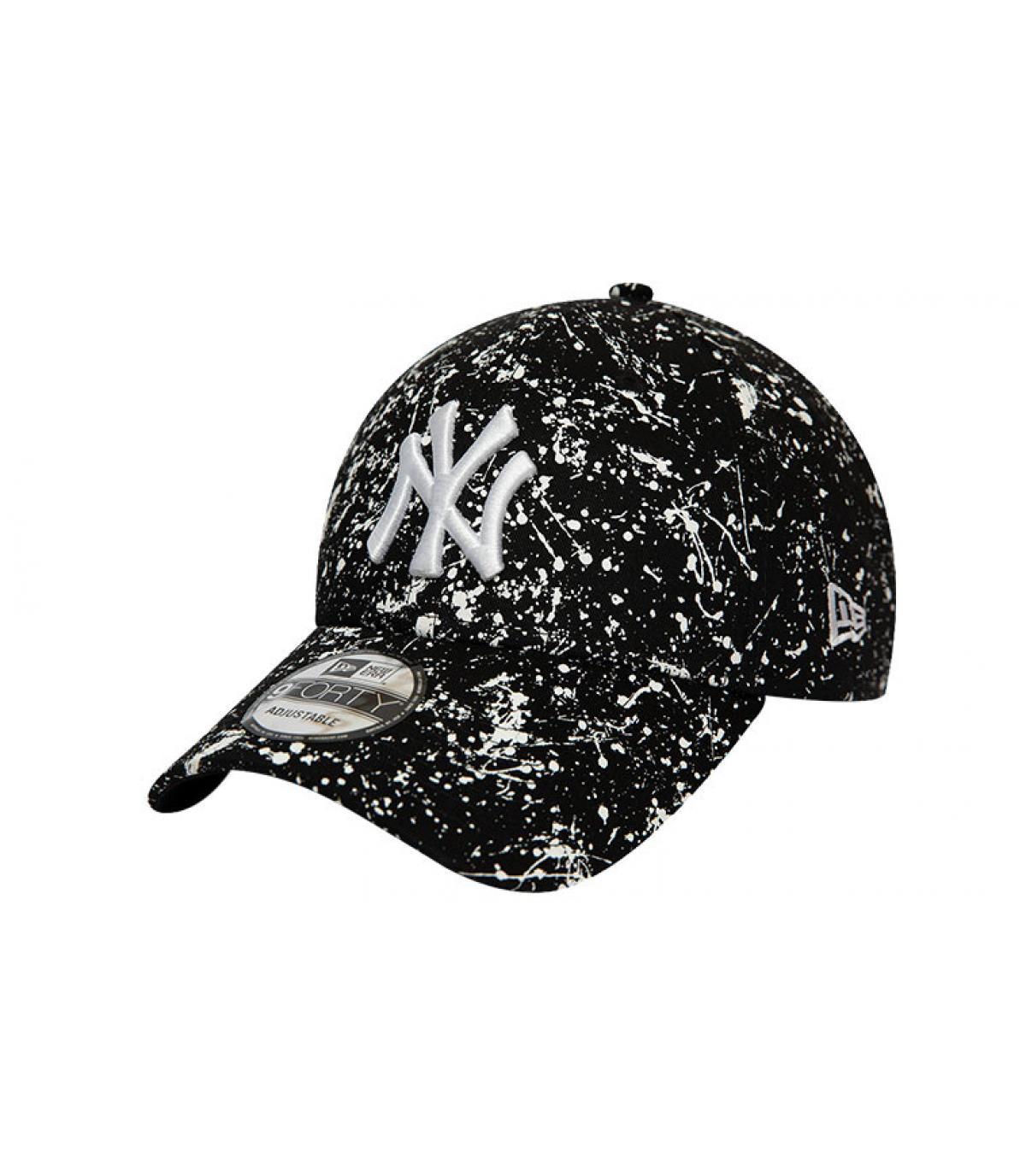 Details Cap MLB Paints NY 940 black - Abbildung 2