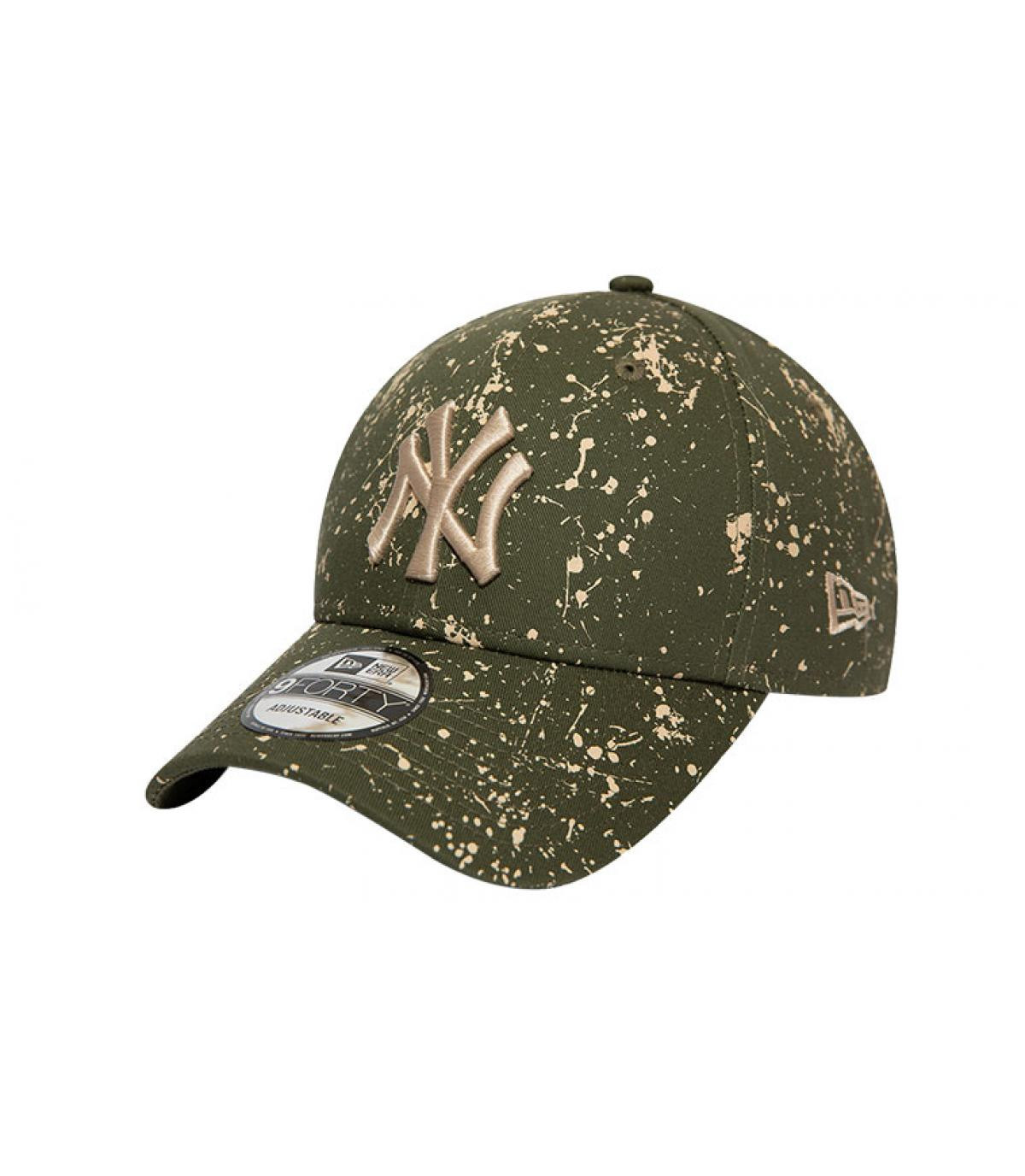 Details Cap MLB Paints NY 940 olive - Abbildung 2