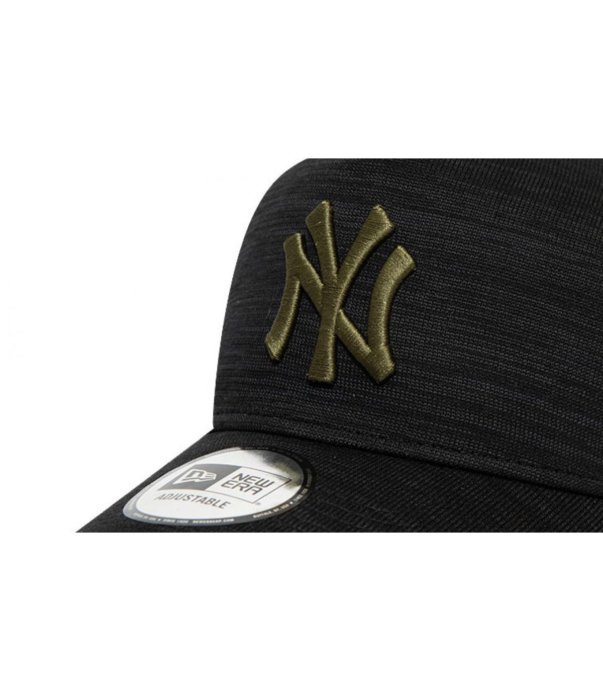 Details Cap Engineered Fit NY Aframe black olive - Abbildung 3
