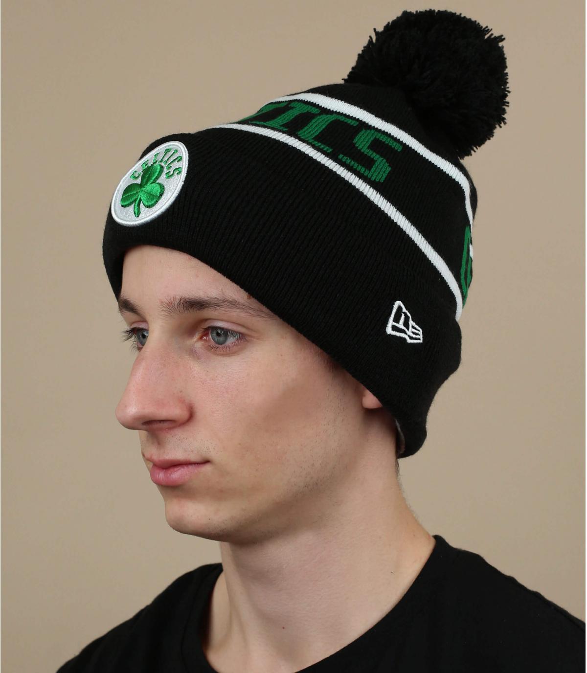 MützeCeltics schwarz grün