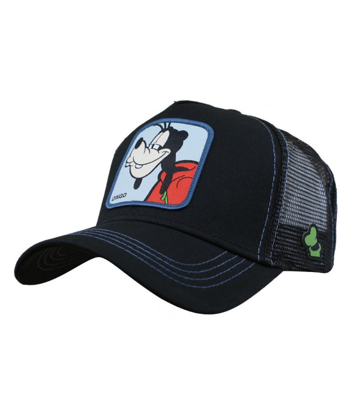 Trucker Cap Goofy schwarz