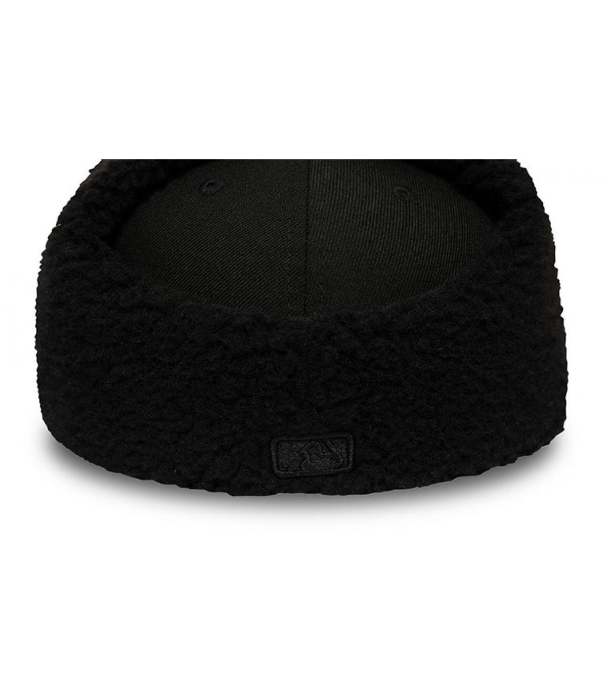 Details Cap League Ess Dogear NY 5950 black black - Abbildung 4