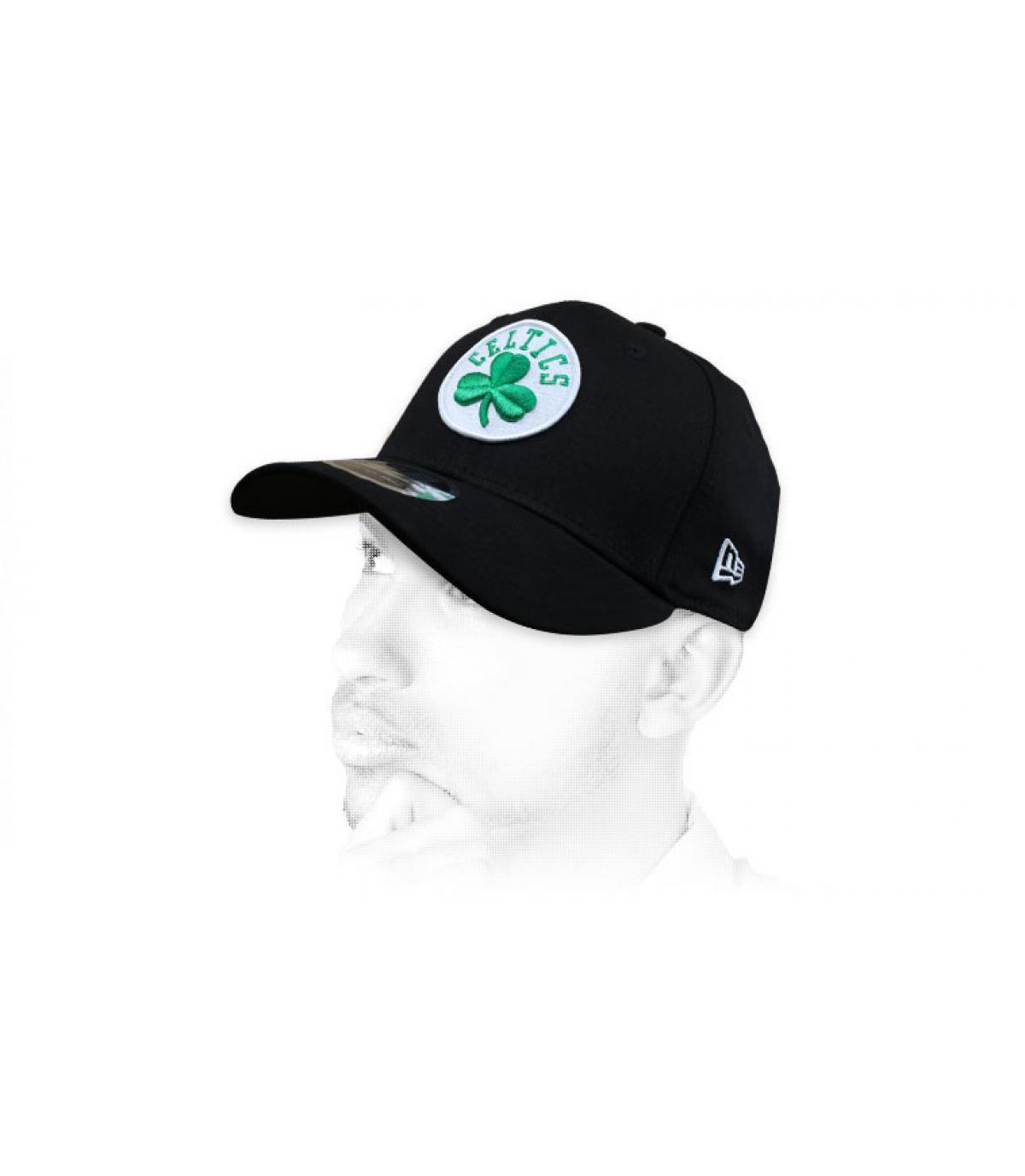 Cap Celtics schwarz