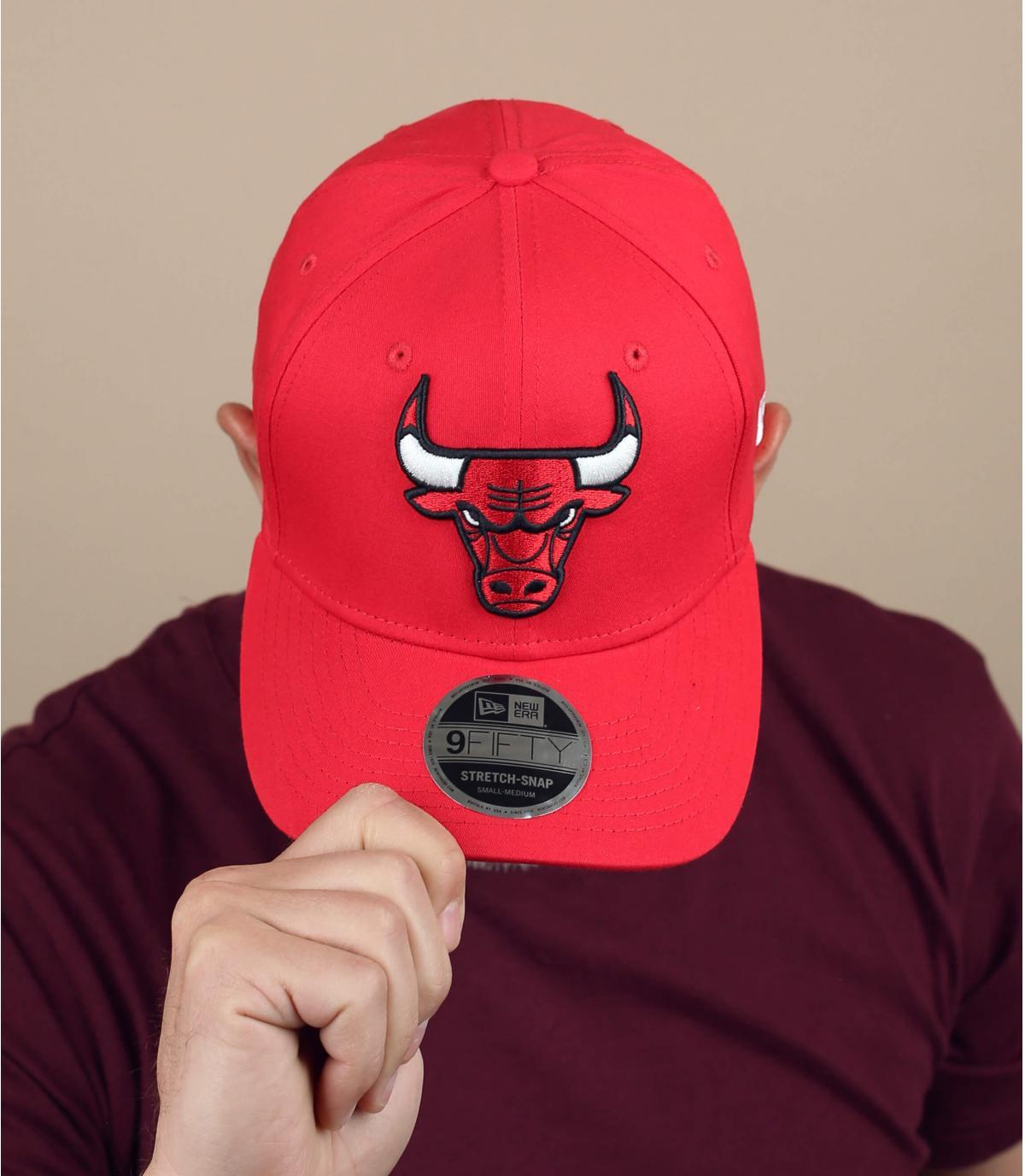 Cap Bulls rot