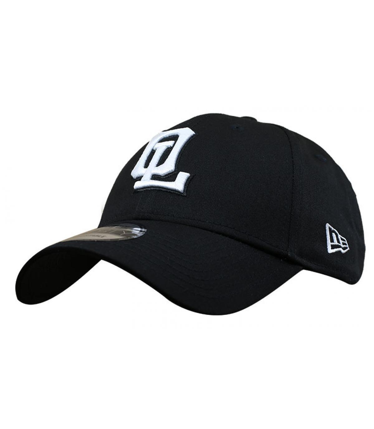 Cap OL schwarz