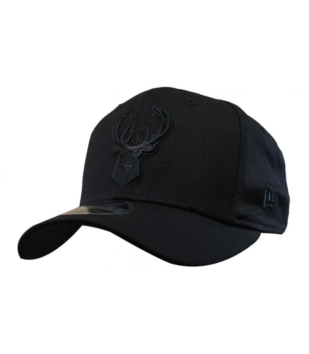 Bucks Cap schwarz