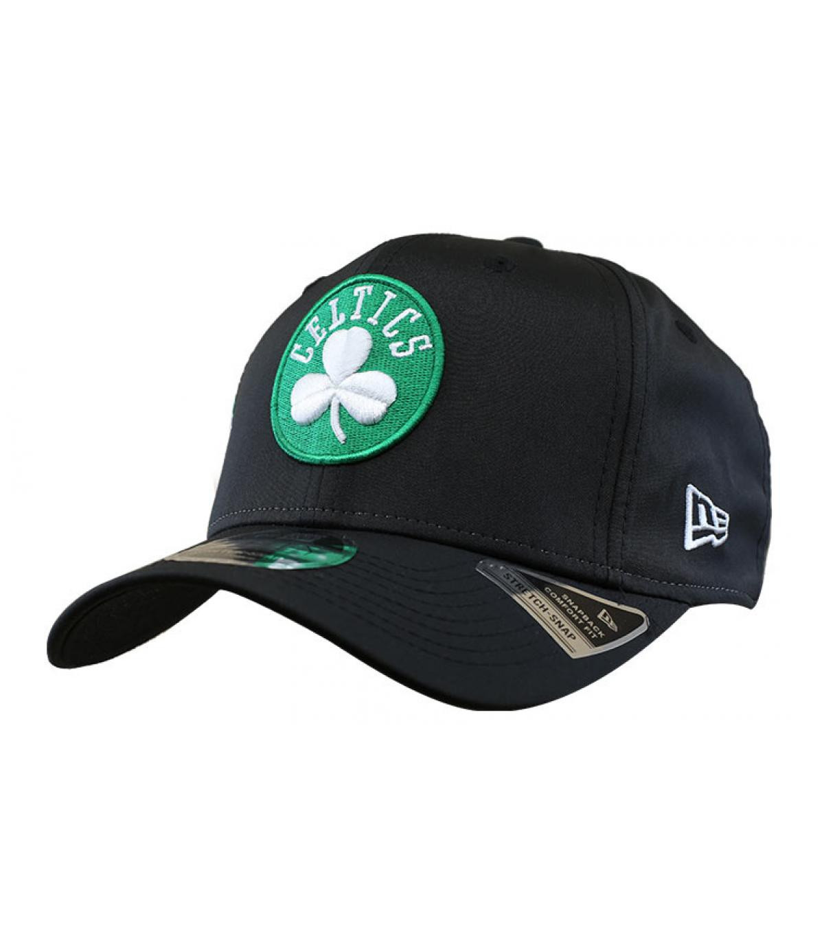 schwarze Cap Celtics
