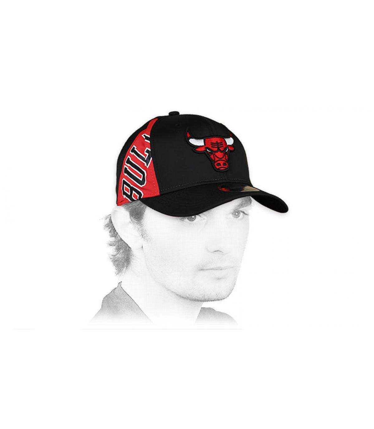 Bulls Cap Cap Stretch