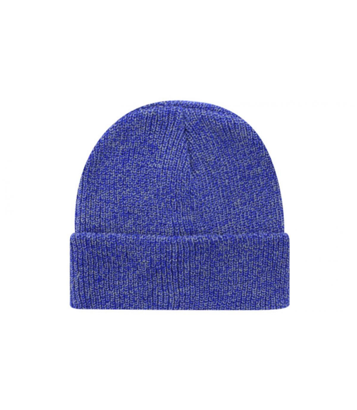 blau beanie