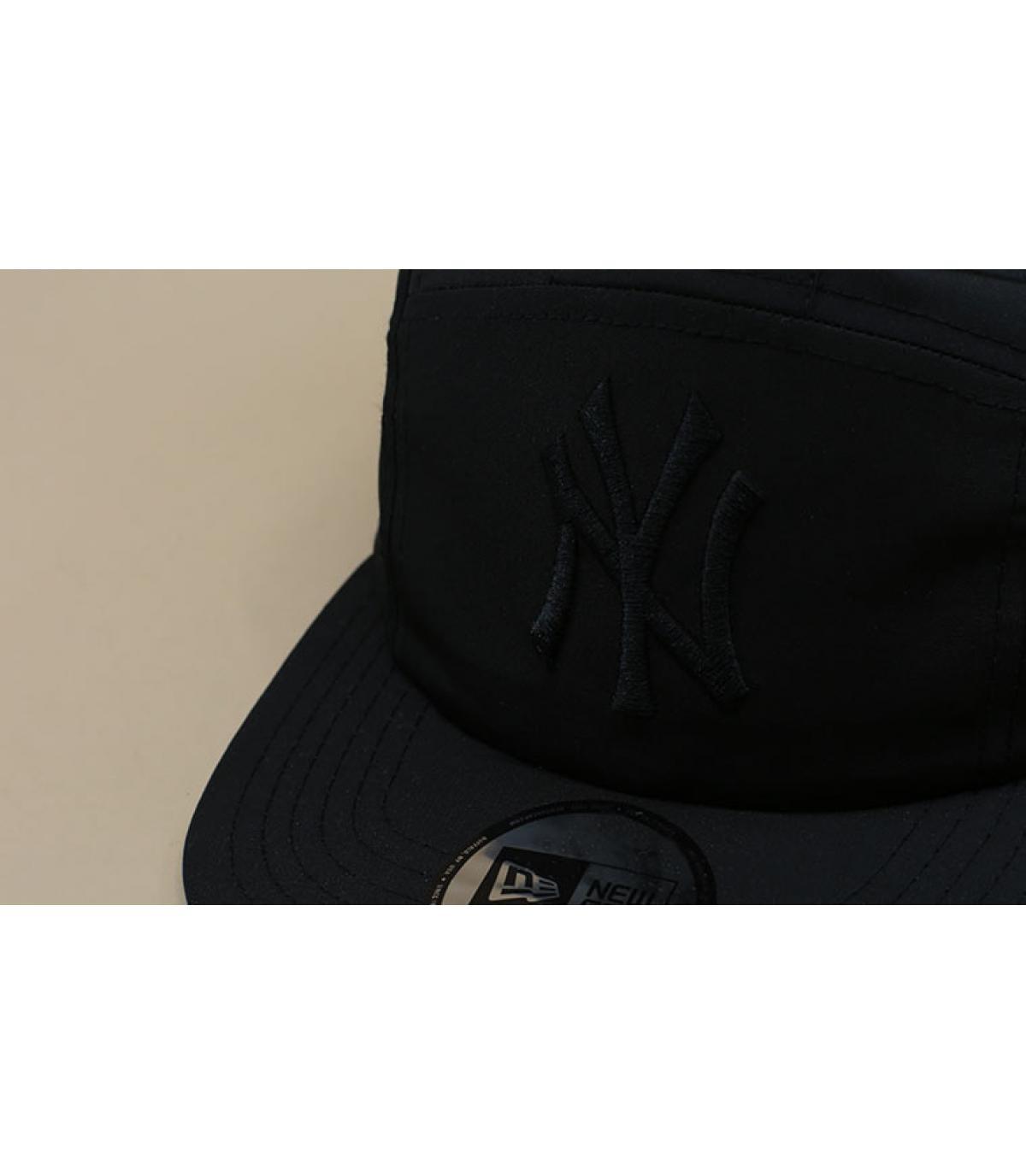 Details MLB Camper NY black - Abbildung 3