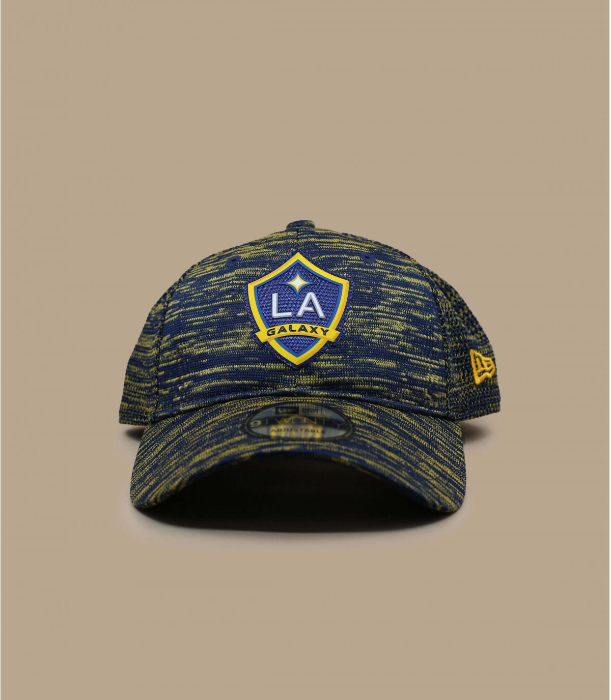 Cap LA Galaxy blau