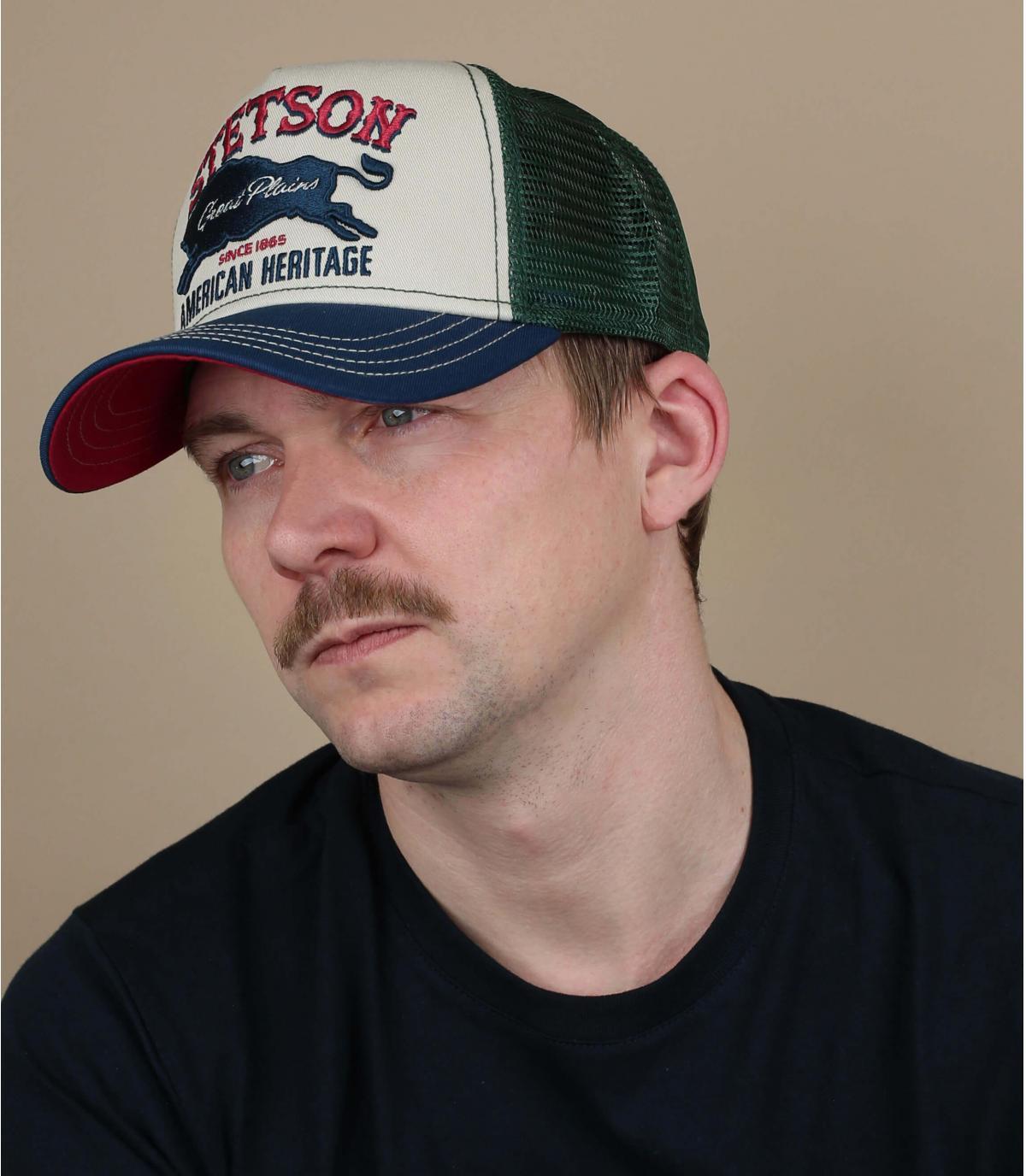 Trucker Stetson Bulle