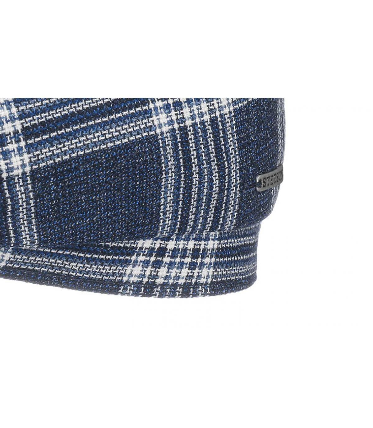 Details Hatteras Virgin Wool blue - Abbildung 3