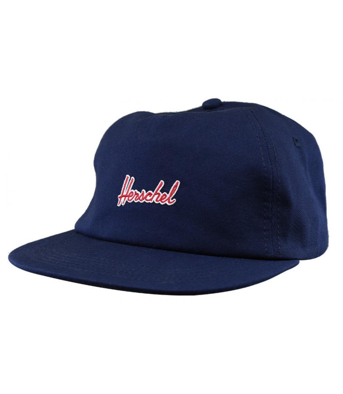 Cap Herschel marineblau