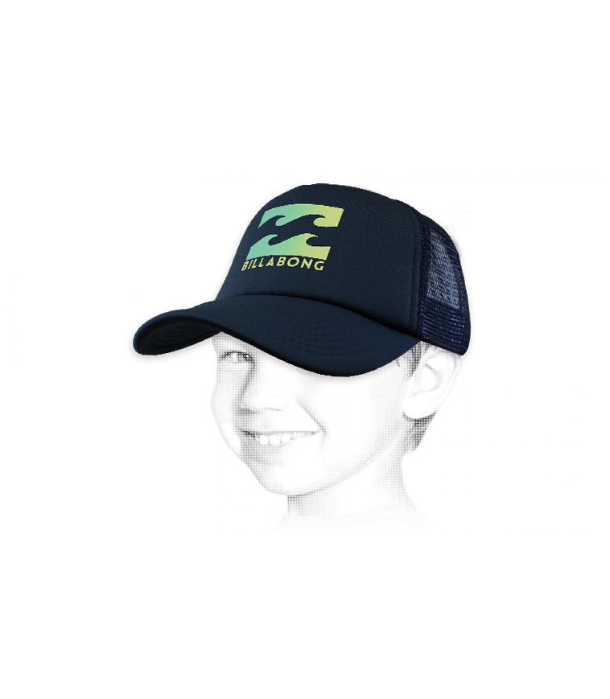 Kinder Trucker  Billabong Logo