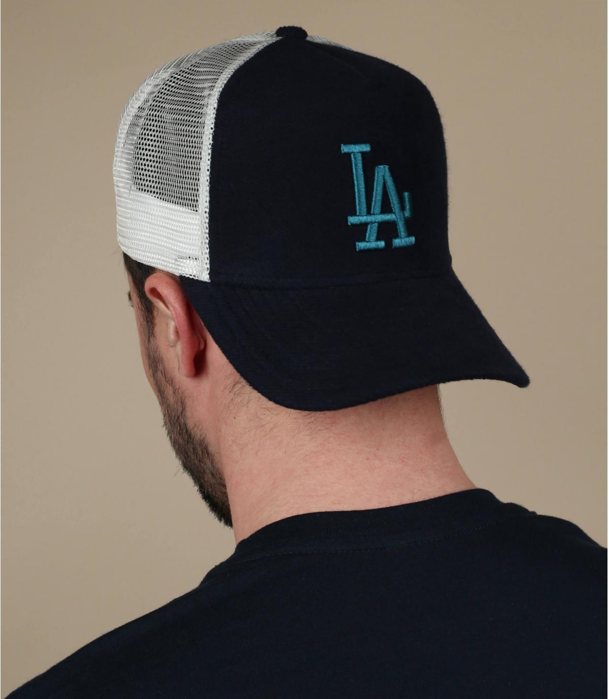 Trucker LA blau