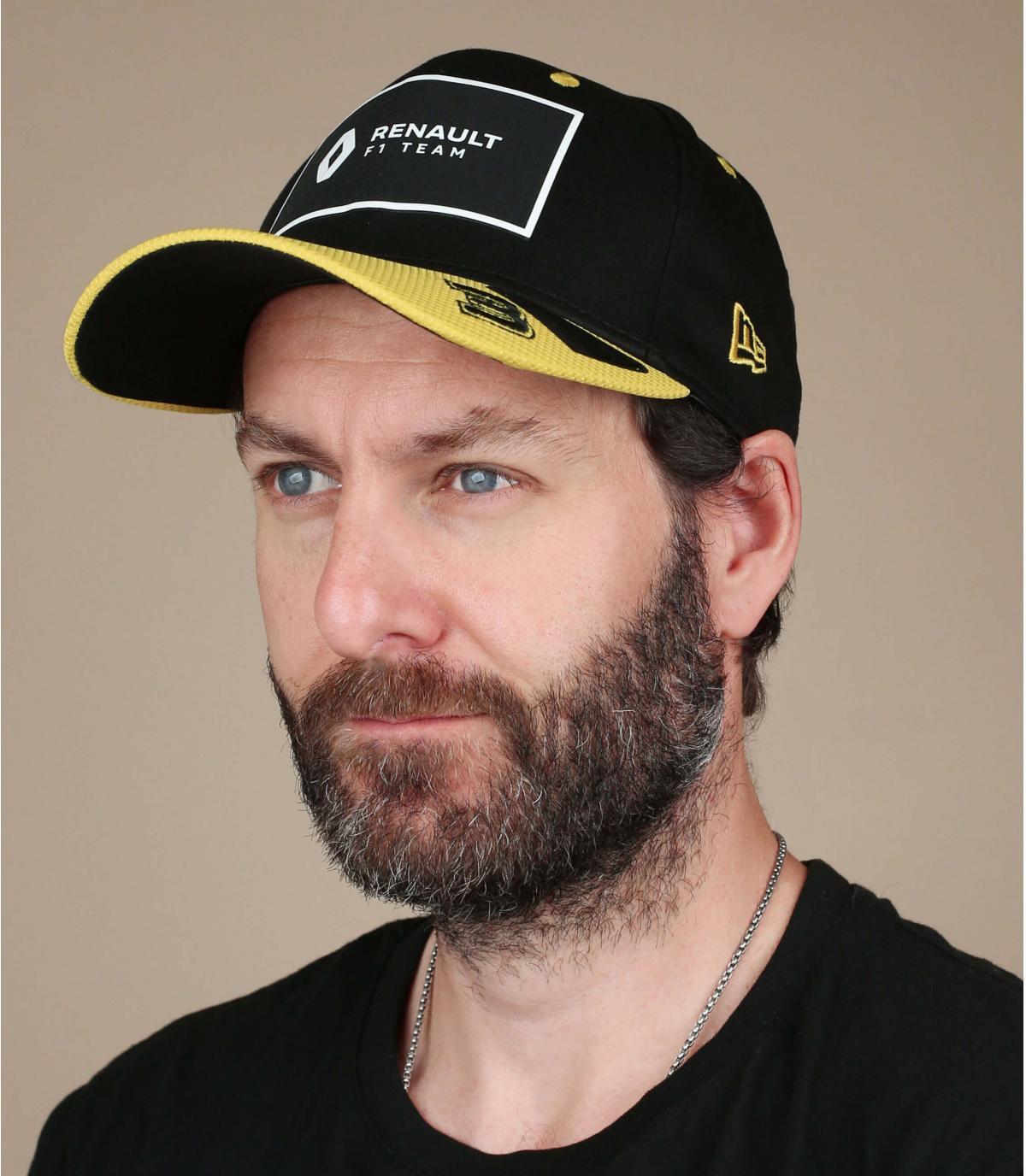 Cap Daniel Ricciardo